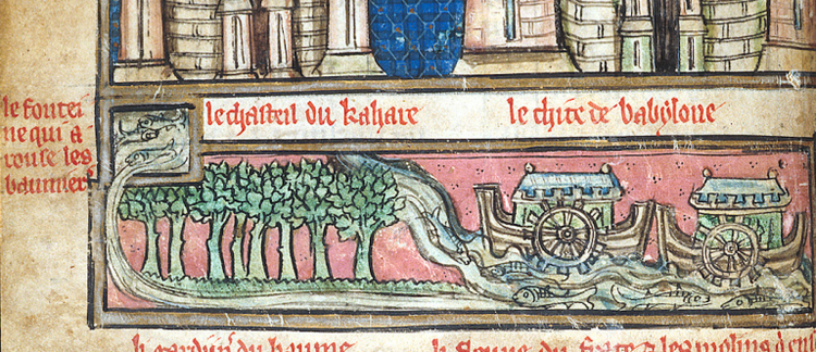 CFP: New Approaches to Medieval Water Studies / Deadline: 31 May, 2017